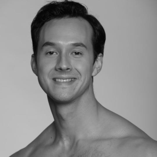 Journy Wilkes-Davis of American Repertory Ballet.