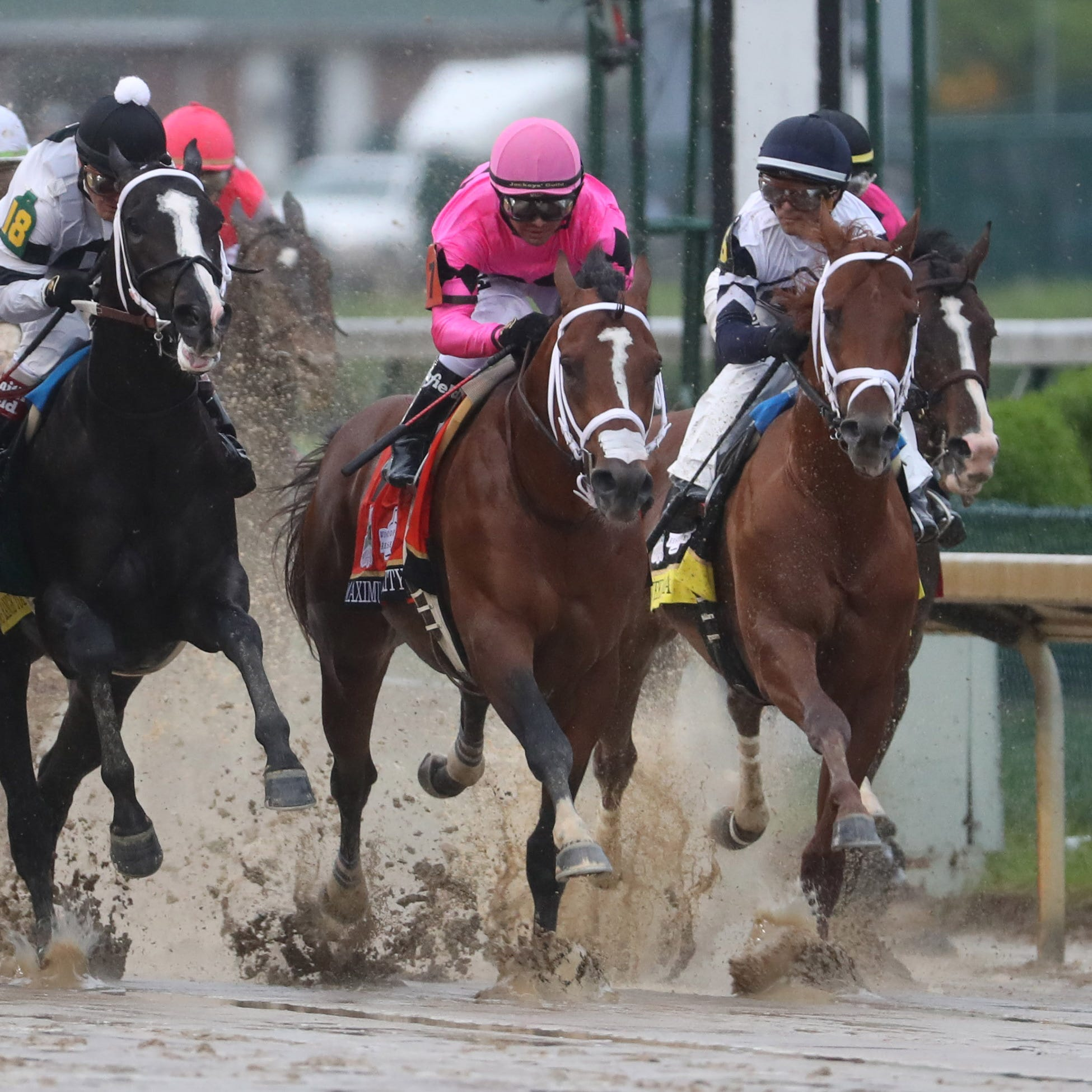 2019 Kentucky Derby: Maximum Security disqualified, as Country House wins at 65-1