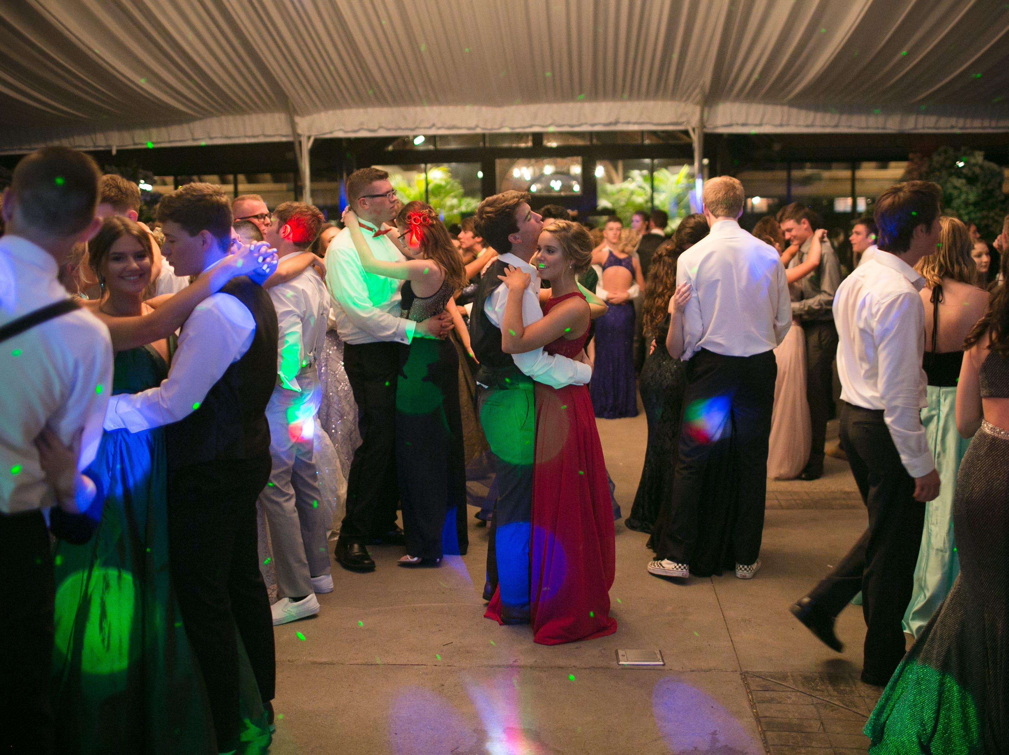 North Buncombe held its prom May 3, 2019, at Deerpark on the Biltmore Estate.