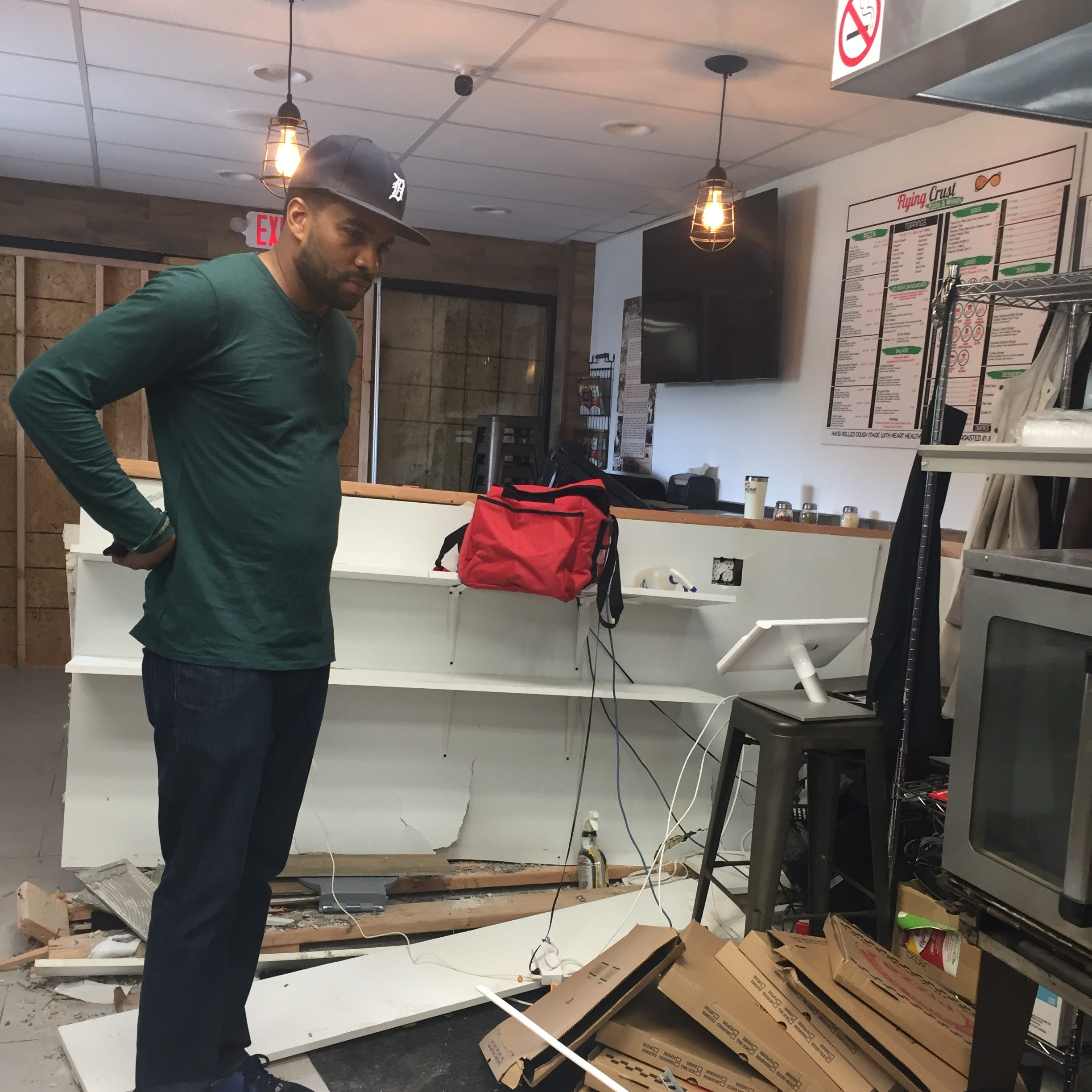 Police say county prosecutor taking over investigation of car crashing into Pennsauken eatery
