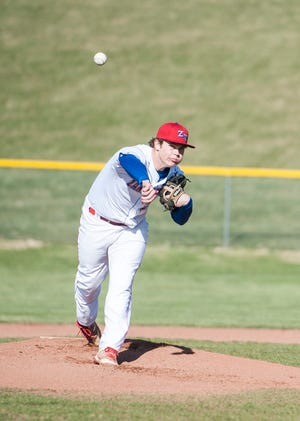 Chad Ison earned the SVC Player of the Year award, the league announced on Thursday.