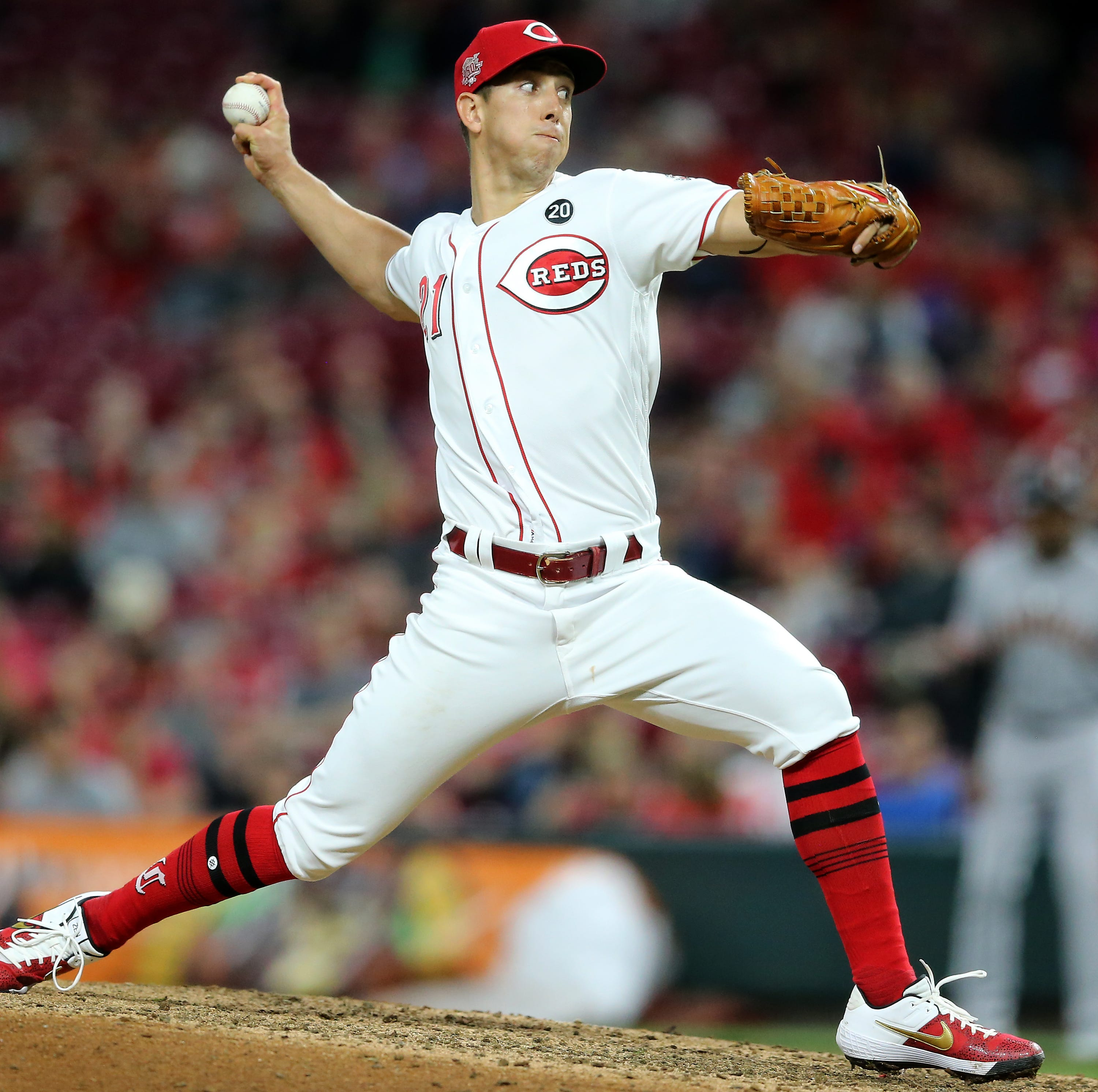 RedsXtra: How analytics are playing an important role for Cincinnati Reds pitchers