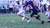Clarksville High's offense scored three times to knock off Portland in a spring football scrimmage Friday.