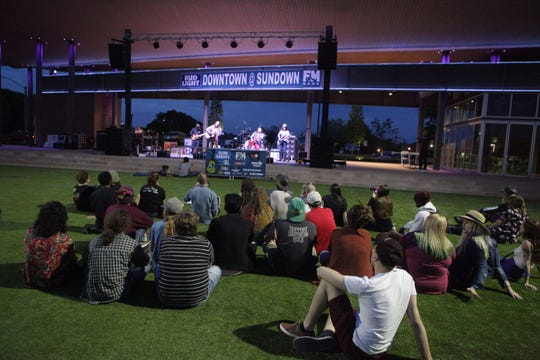 Whiskey Angel performs Saturday, May 3, at the 2019 season kickoff of the  Downtown @ Sundown concert series at Downtown Commons.