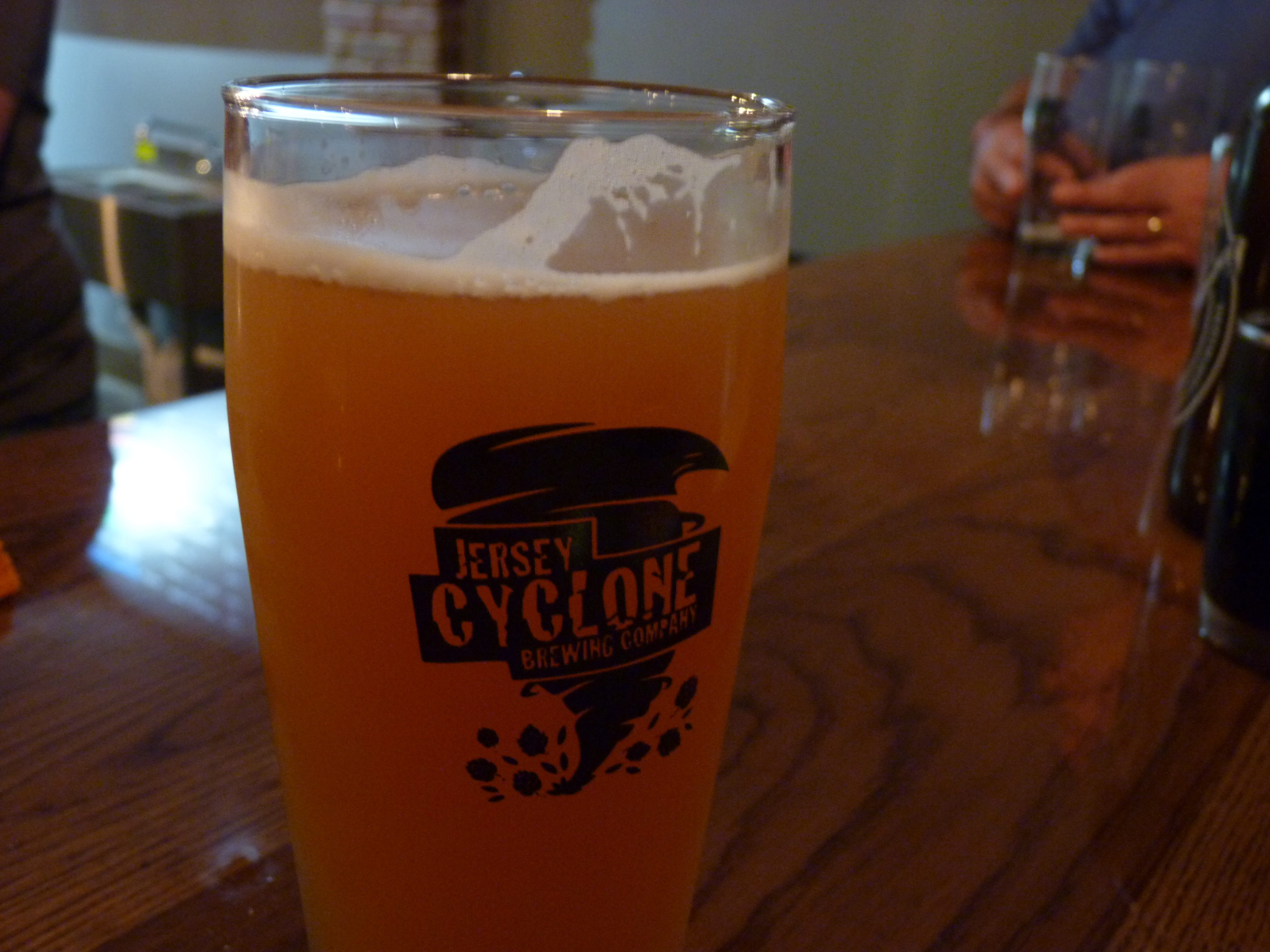 Jersey Cyclone Brewing Company officially opened its doors on Saturday, May 4 at 14 Worlds Fair Dr. in Somerset.