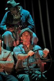 """The Grapes of Wrath"" follows the plight of the Joad family on a journey from Oklahoma to California. The 2007 opera from composer Ricky Ian Gordon and librettist Michael Korie opens Saturday at the Opera House."