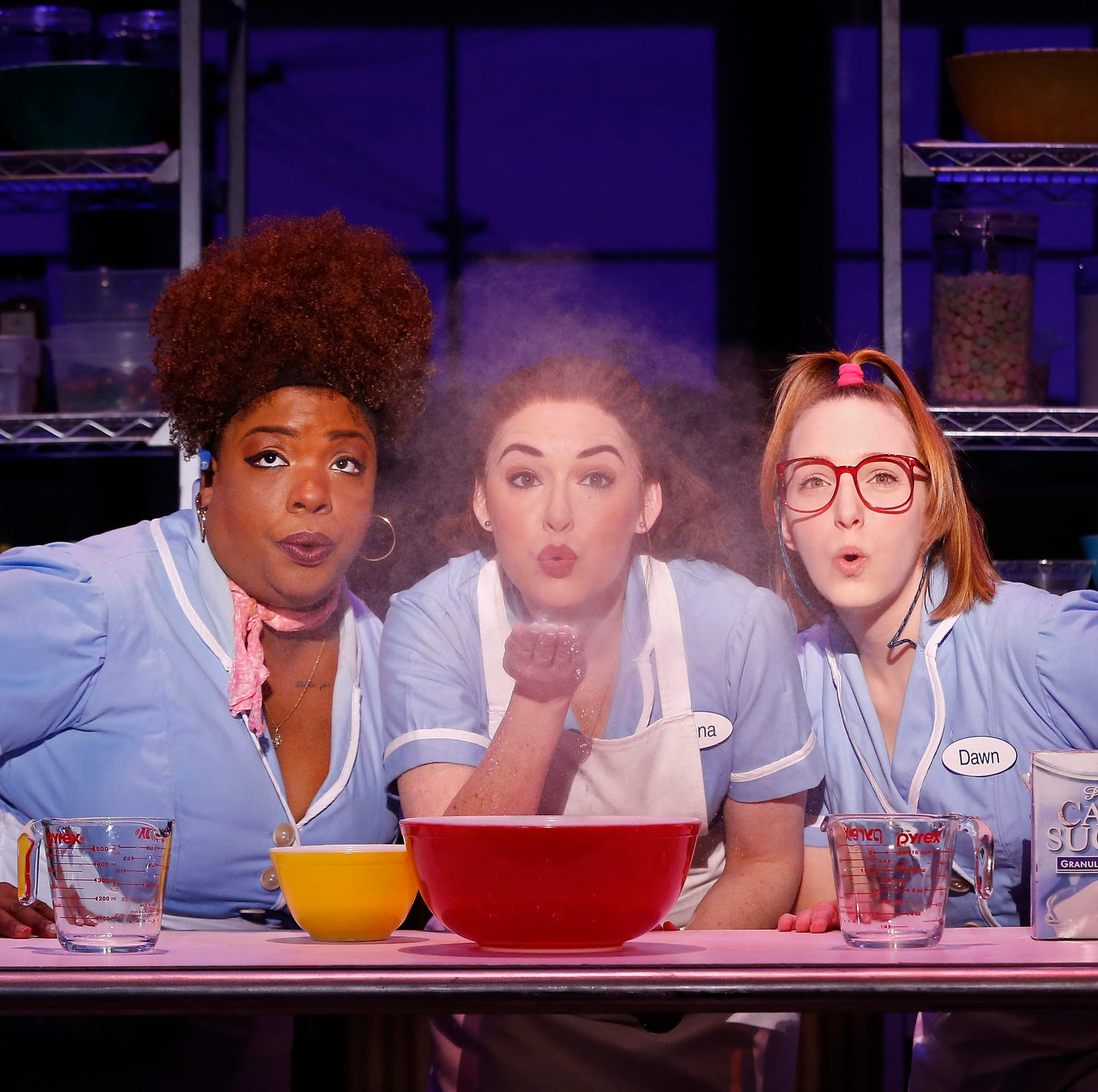 The weekend: 'Waitress' at the Fisher, Mother's Day at Beacon Park, Color Run in Ypsilanti
