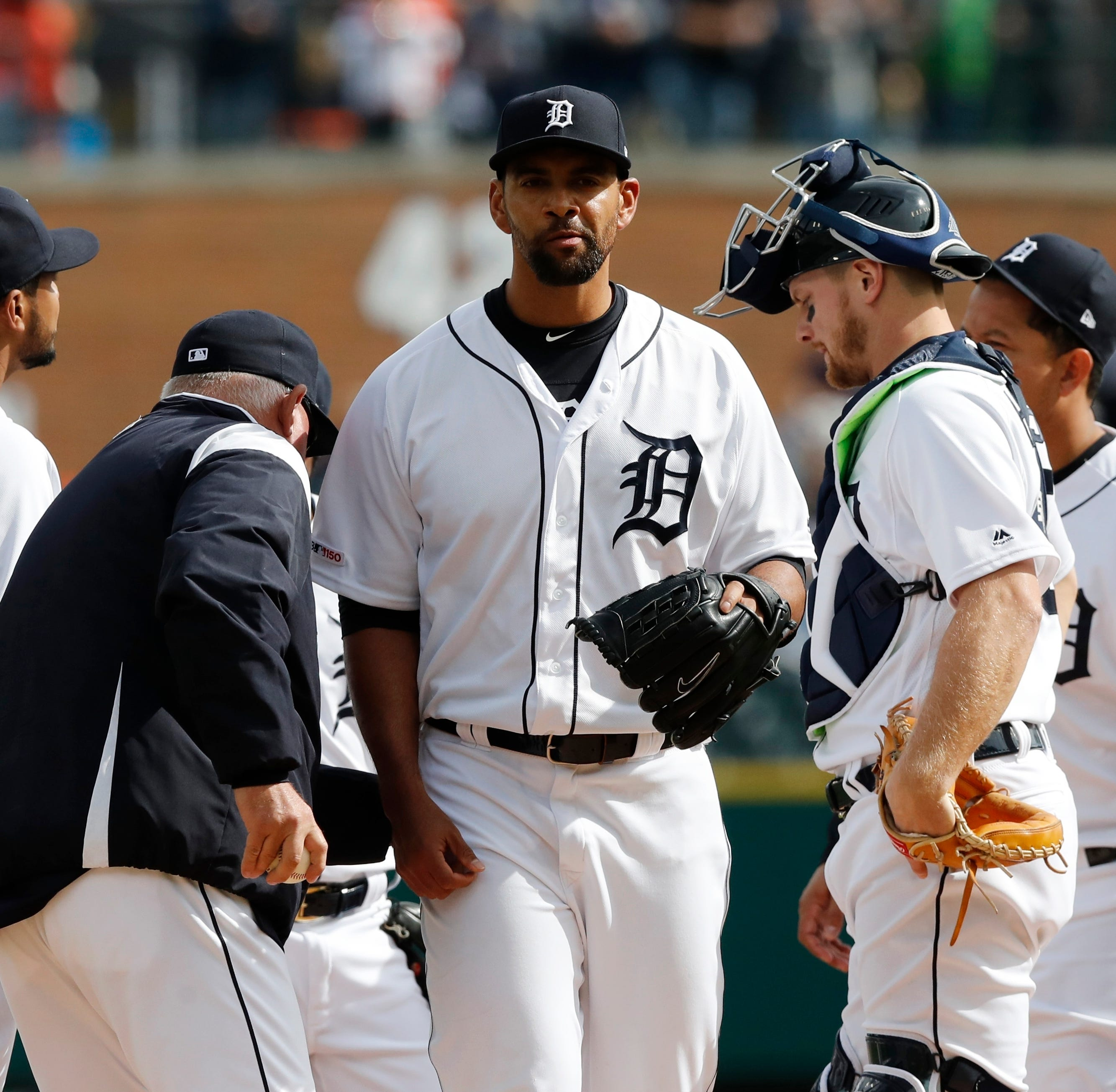 Detroit Tigers observations: New dad Tyson Ross doesn't last long in rout by Royals