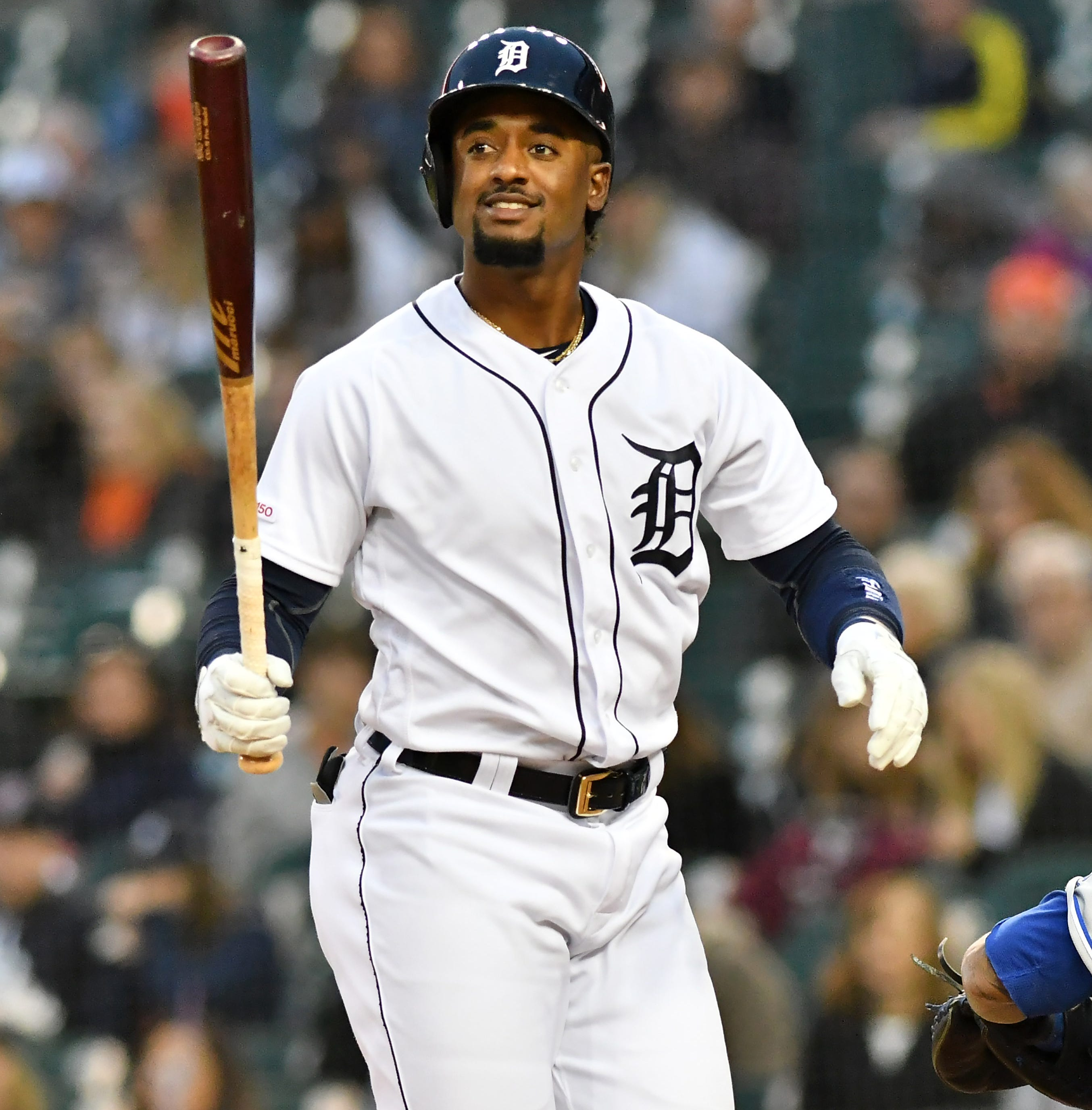 'Consistent' Niko Goodrum digging in at cleanup spot for Tigers