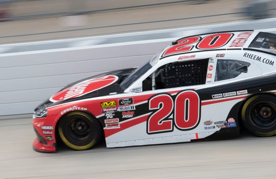 Christopher Bell won at Dover for the second straight time, though he led only 44 laps in the No. 20 Toyota on Saturday compared with 110 last fall. Bell also won this season at Atlanta and Bristol and has 11 career wins in NASCAR's second-tier series in just 51 starts.