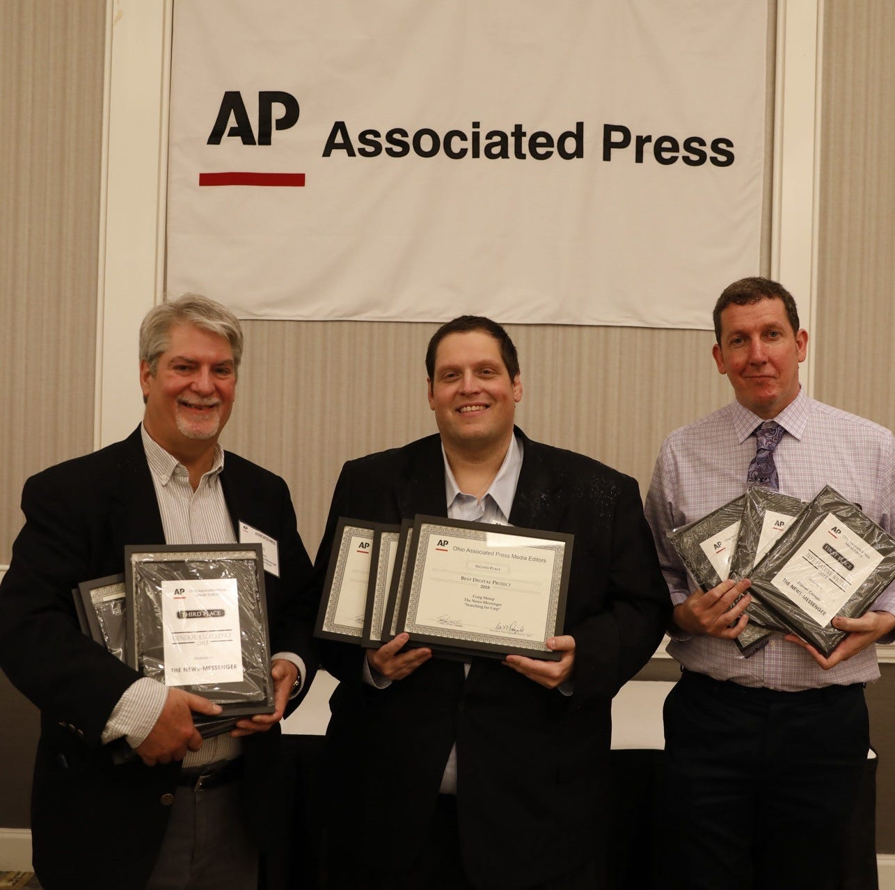 News-Messenger named top three paper in Ohio division