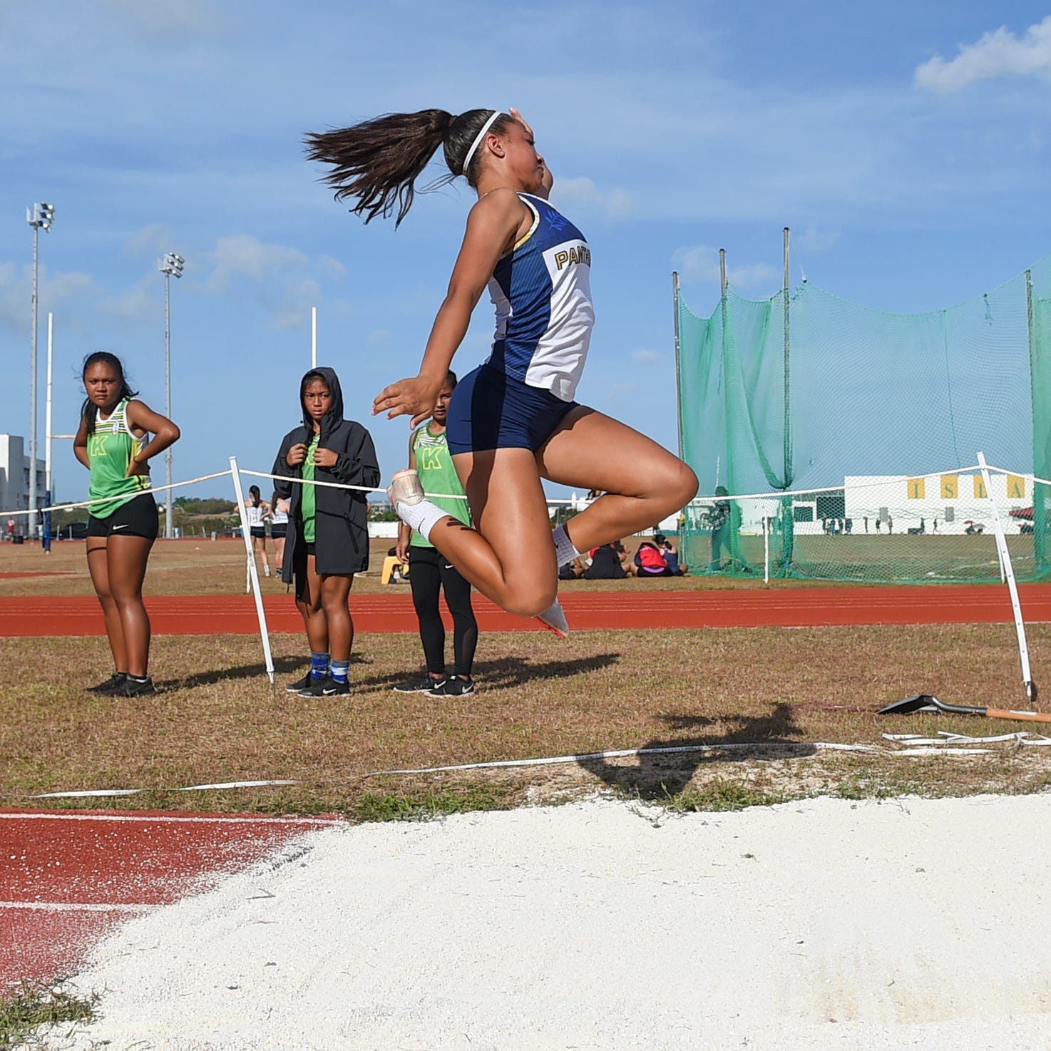 Track star Alexia Brown shows hard work pays off