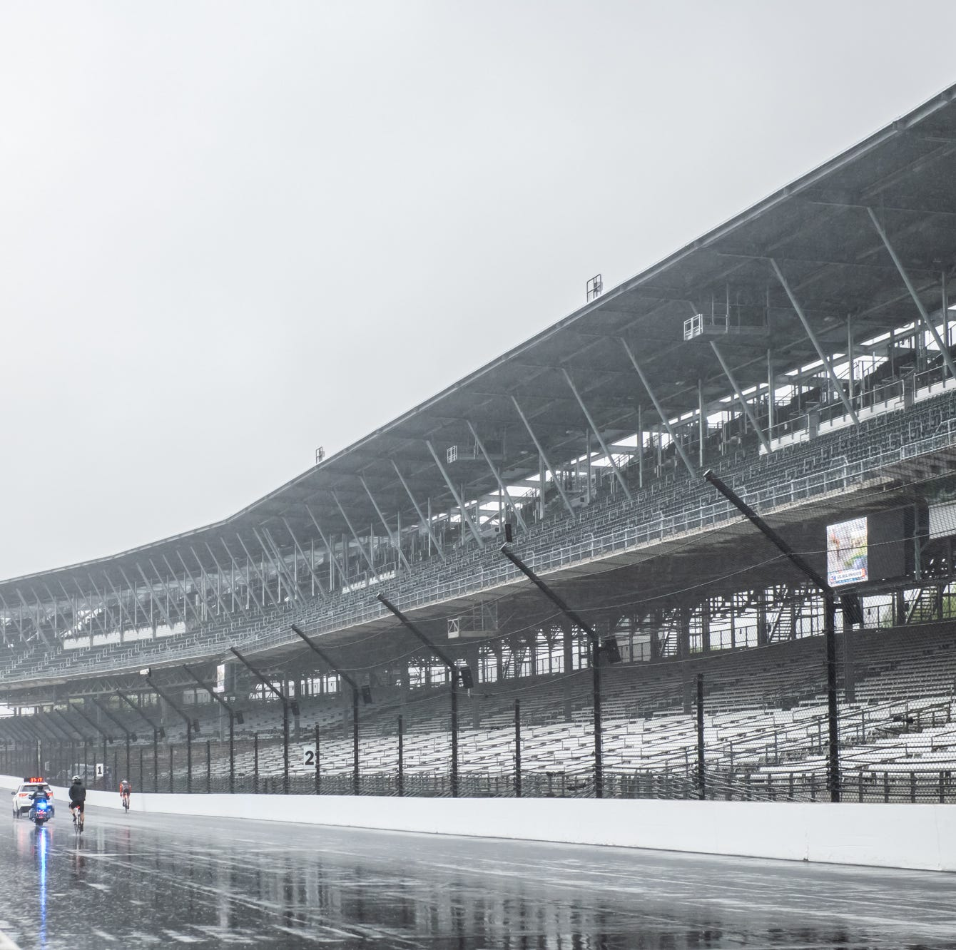 Latest Indy 500 weather forecast calls for chance of rain, storms
