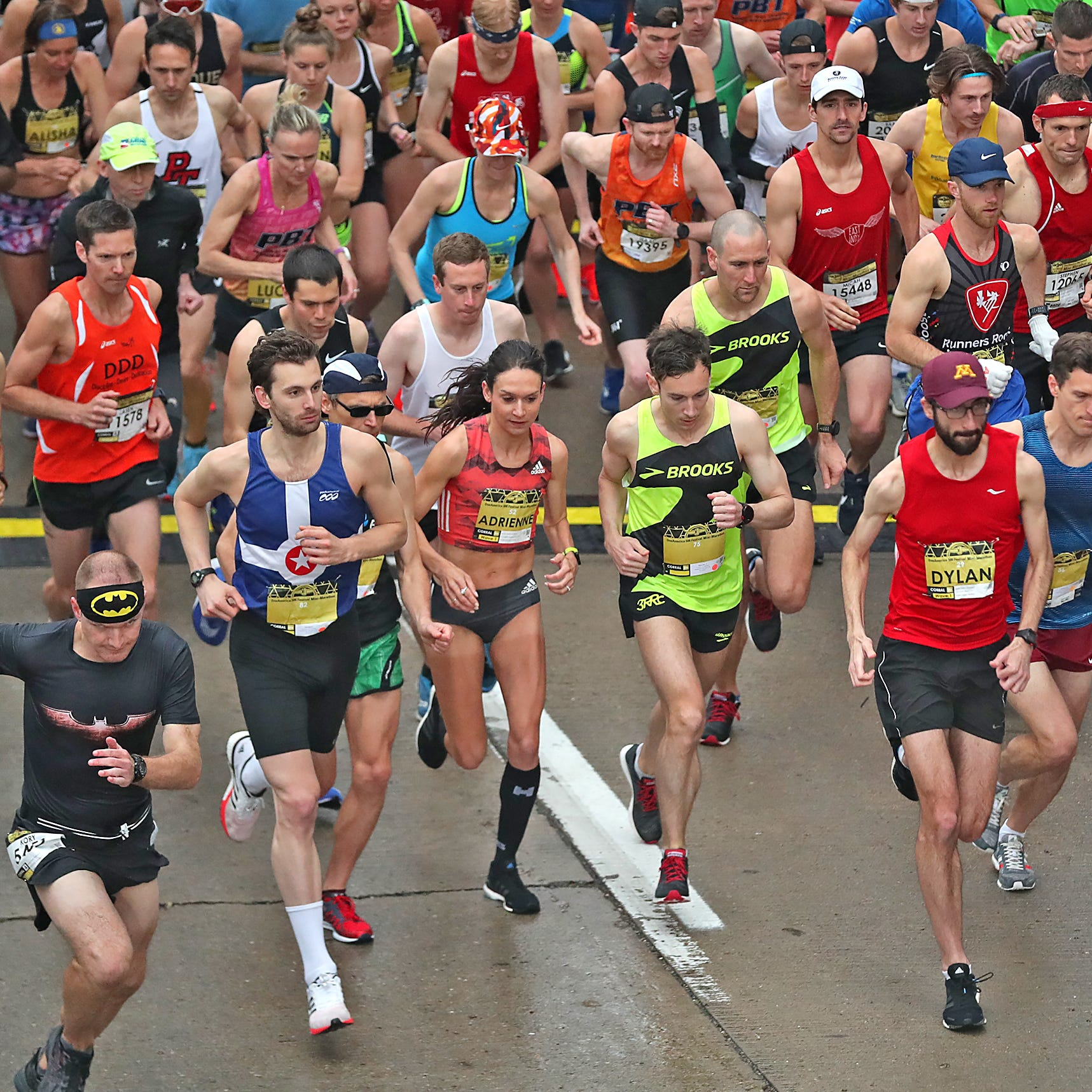 Check out the results from the 500 Festival One America Mini Marathon