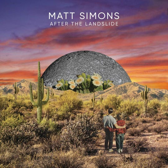 """After the Landslide"" by Matt Simons"