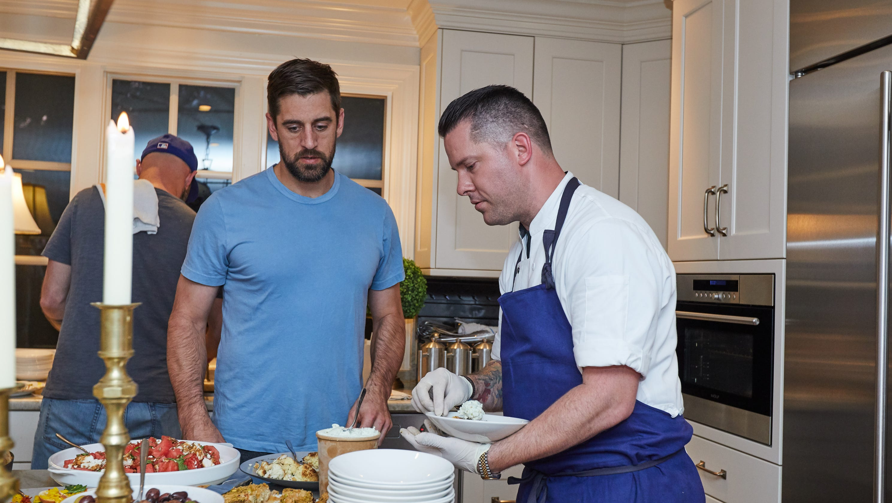 Kentucky Derby 2019: Louisville Chef Cooks For NFL Players