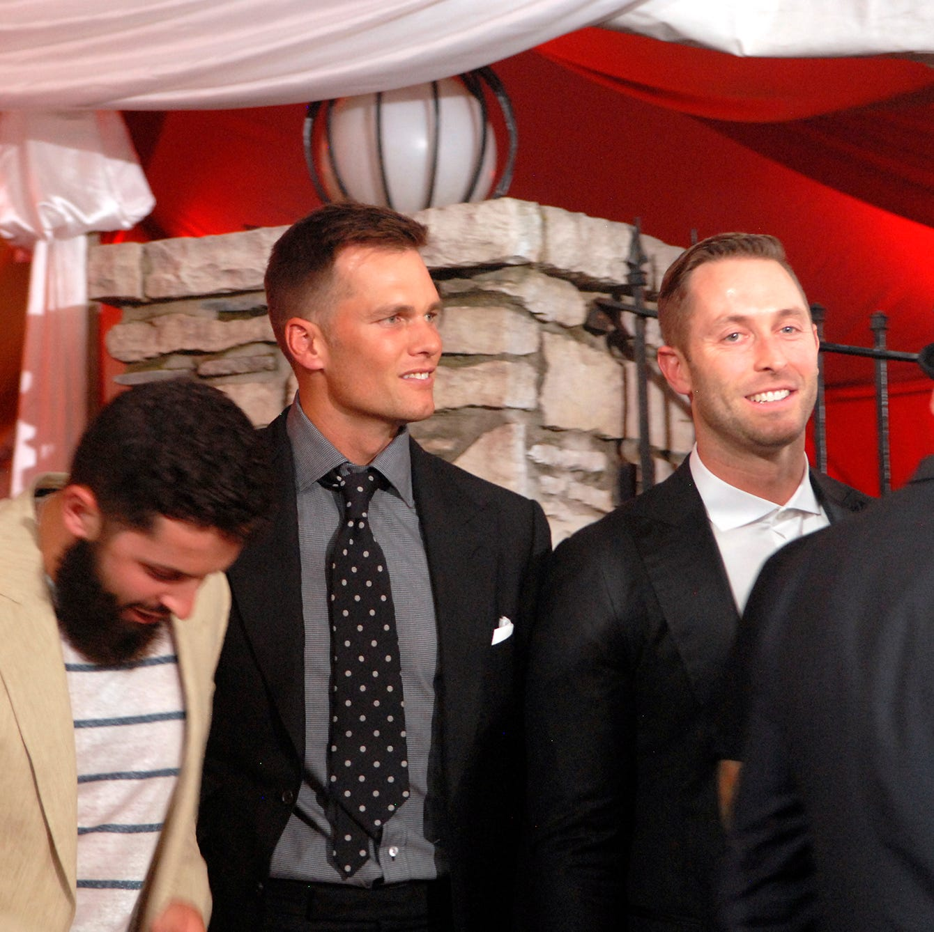 Tom Brady and Danny Amendola made a casual $100K bet after the Kentucky Derby