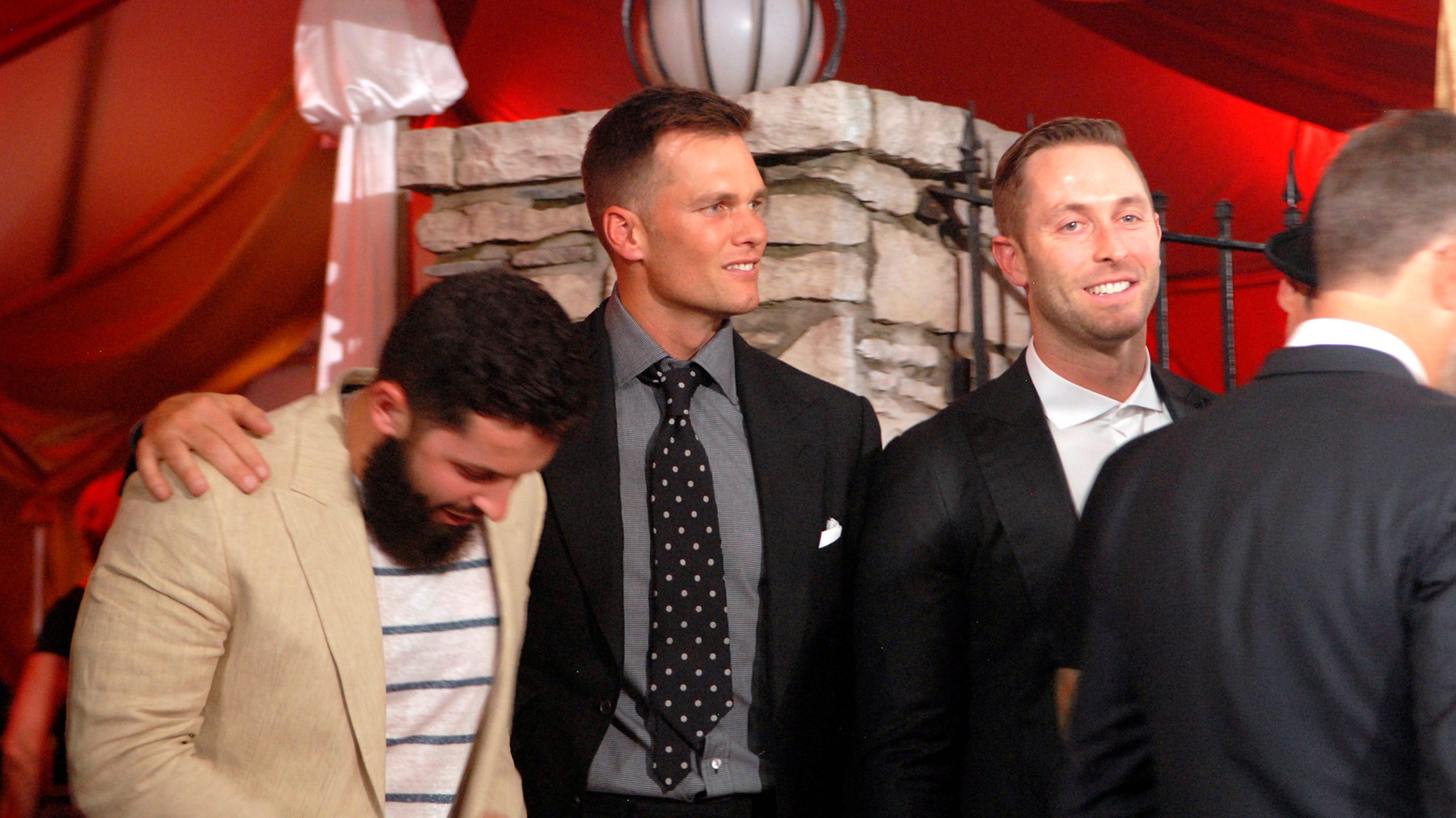 Kentucky Derby: Tom Brady made a $100K bet with Danny Amendola