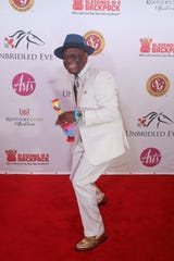 Actor, comedian, entertainer, voice-over artist, television/radio personality, and author Michael Colyar during the Unbridled Eve Gala 2019 in Louisville. May 3, 2019. On Sunday, Colyar took the stage at Abundant Grace Fellowship in Memphis.