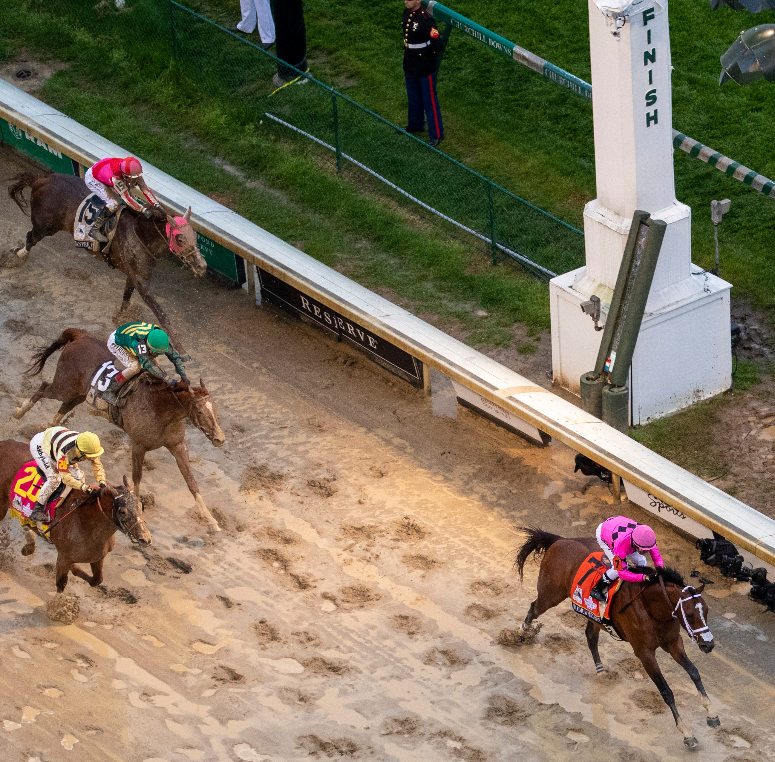 Trump: Country House's Kentucky Derby win was a case of 'political correctness' gone wrong