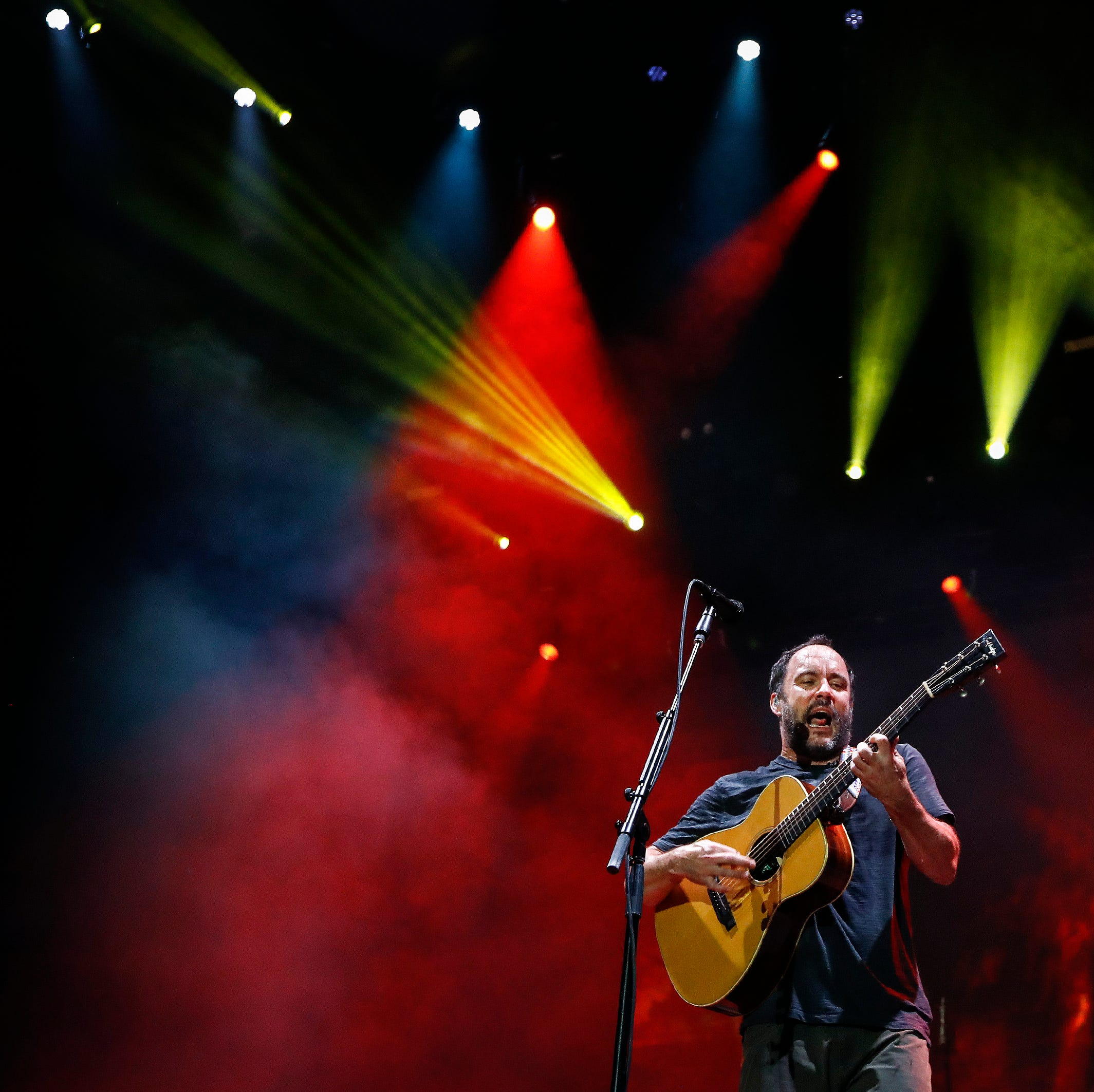 Dave Matthews Band set to 'Crash' into Des Moines on May 14