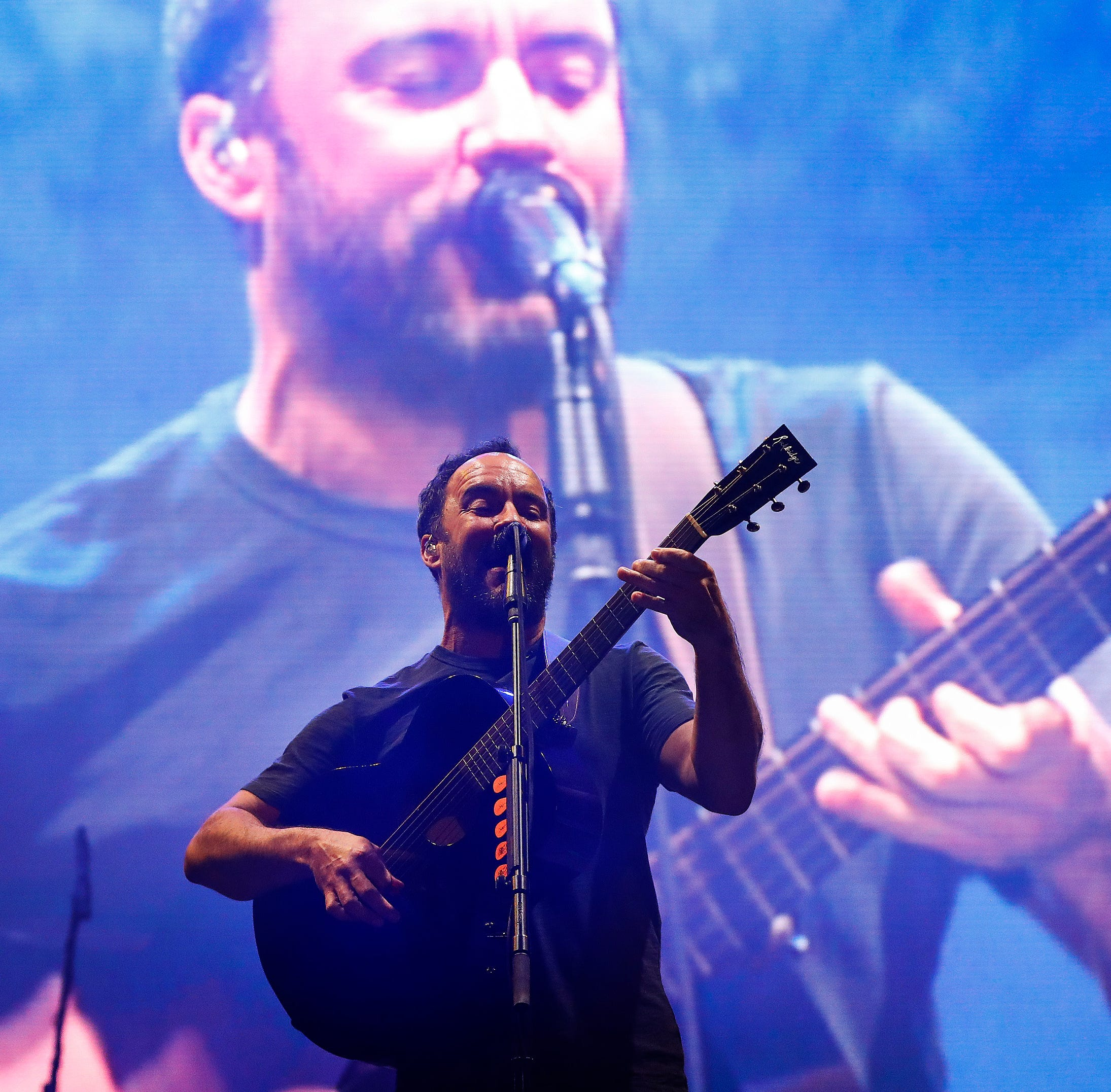 Dave Matthews Band entertains fans of all ages at Beale Street Music Festival