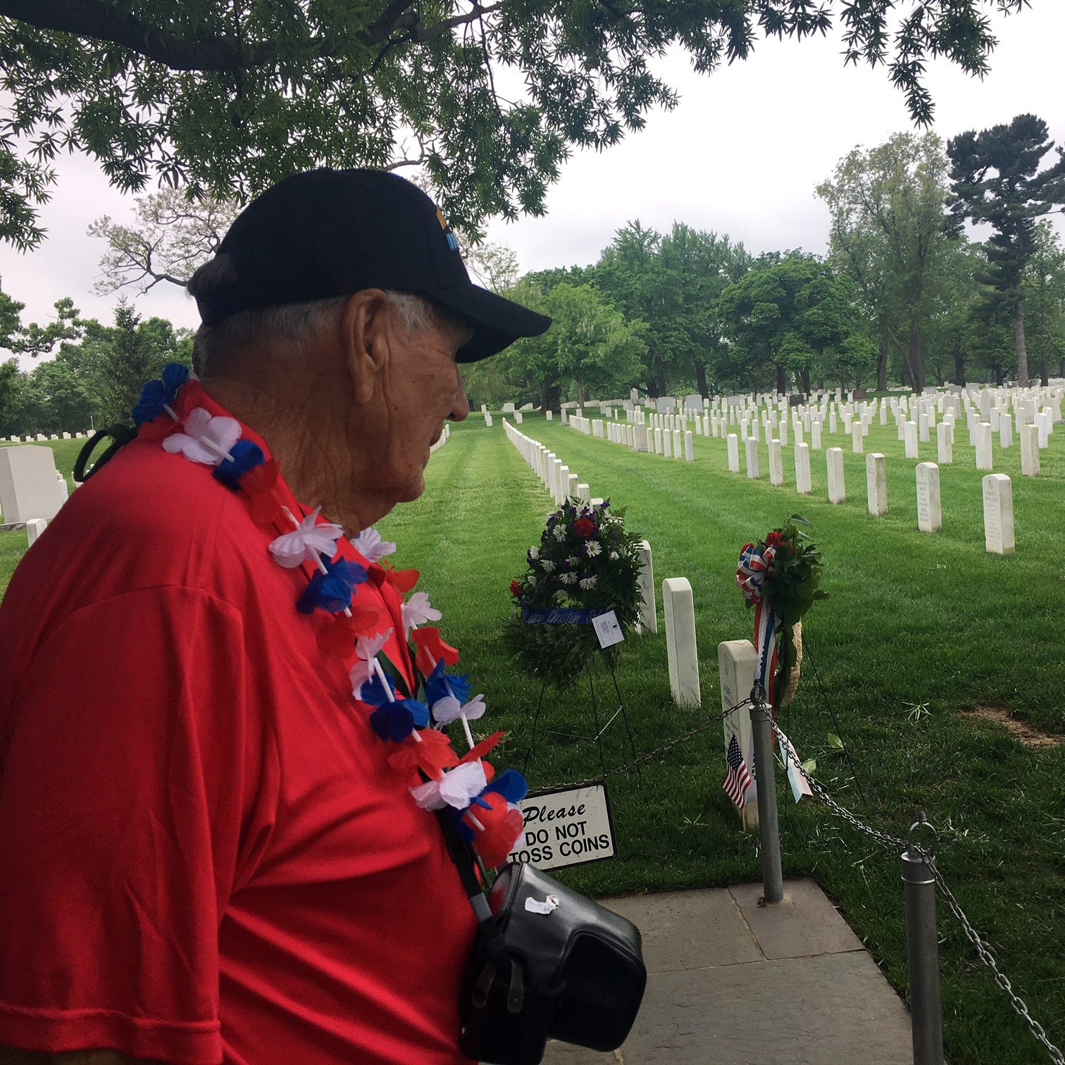Putting the honor in Honor Flight: Veterans greeted and feted to D.C. and back