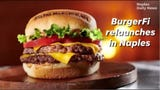 Shuttered for most of 2019, BurgerFi reopened in North Naples and the chain's location in East Naples is targeted to relaunch by the end of May.