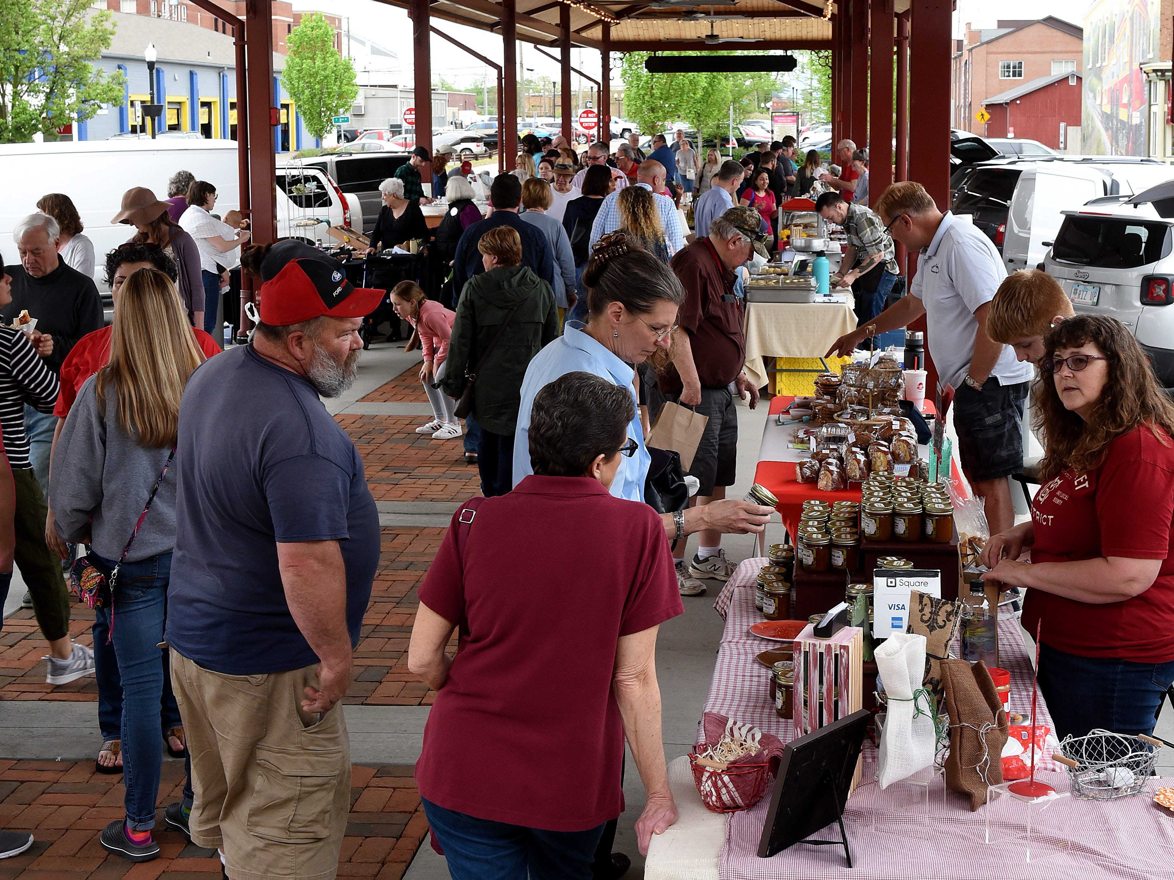 The Canal Market District kicked off its fourth season on Friday, May 3, 2019.