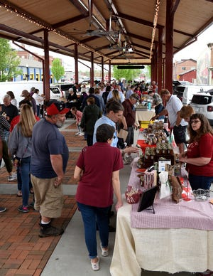 The Canal Market District kicked off its fourth season on May 3, 2019. The hope is the 2021 season will look more like 2019 than 2020.