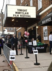 The Wellmont Theatre on opening night of the 2019 Montclair Film Festival.