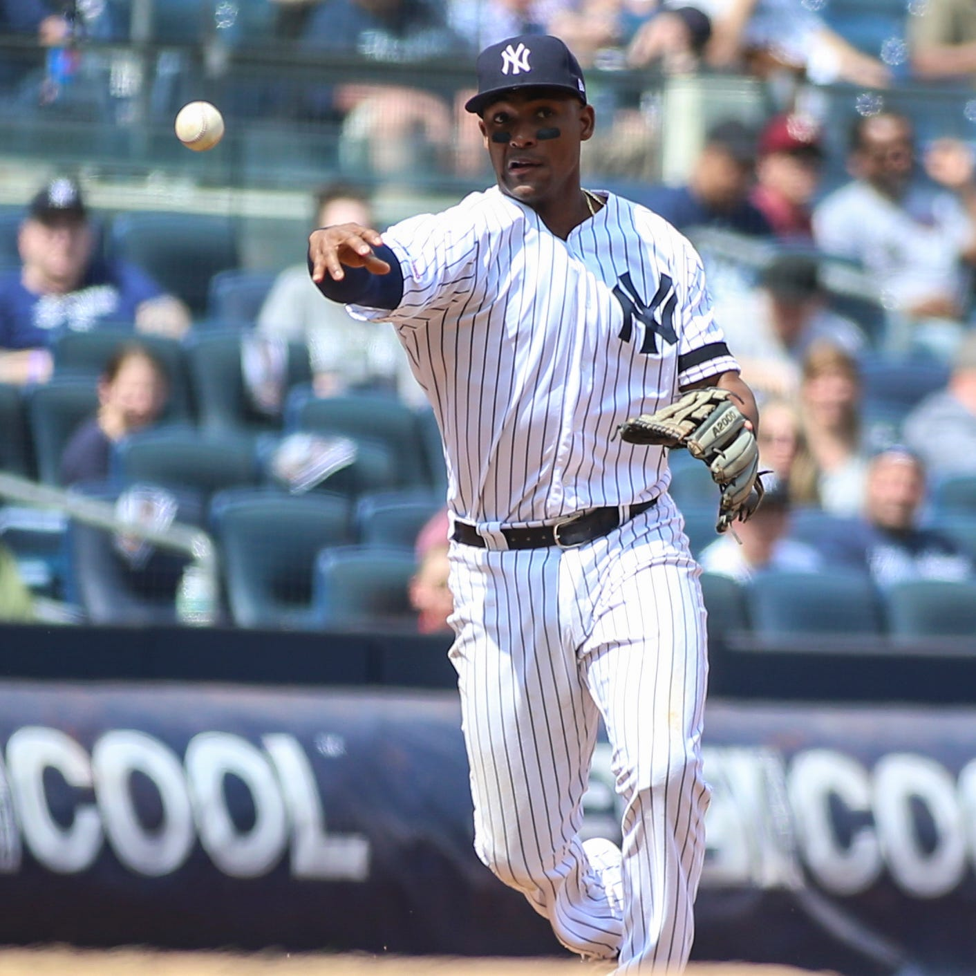 Yankees weighing options that could see end to Miguel Andujar's season
