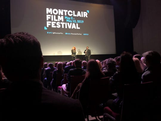 Actress Jessie Buckley spoke with Montclair Film's Tom Hall after the premiere of 'Wild Rose' on opening night 2019.