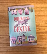 Following Baxter by Barbara Kerley