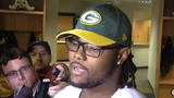 Packers rookie outside linebacker Rashan Gary discusses why he selected jersey No. 52 and acknowledges Clay Matthews' legacy.