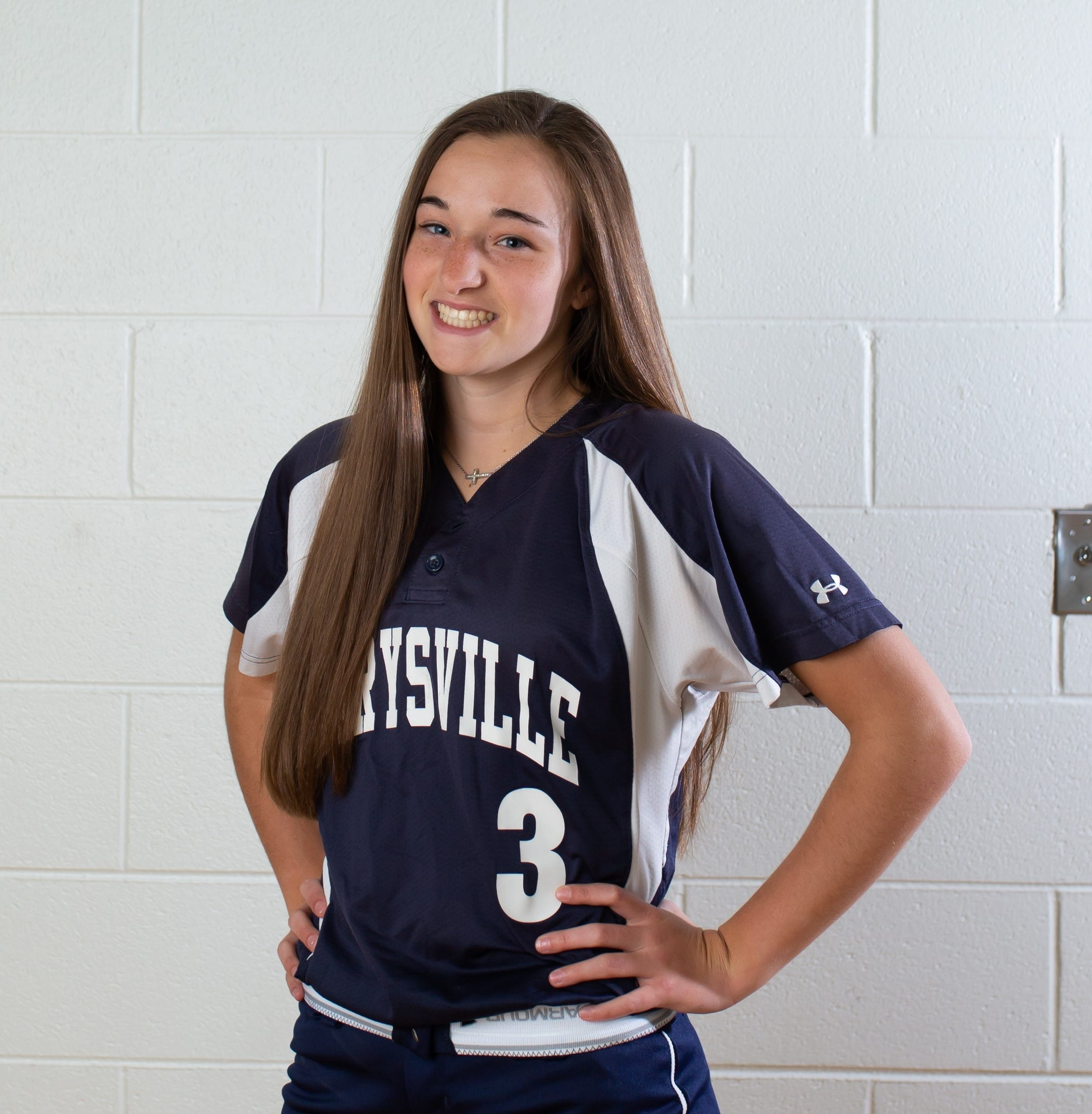 Athlete of the Week: Mackenzie Fleming leads Marysville softball to big win