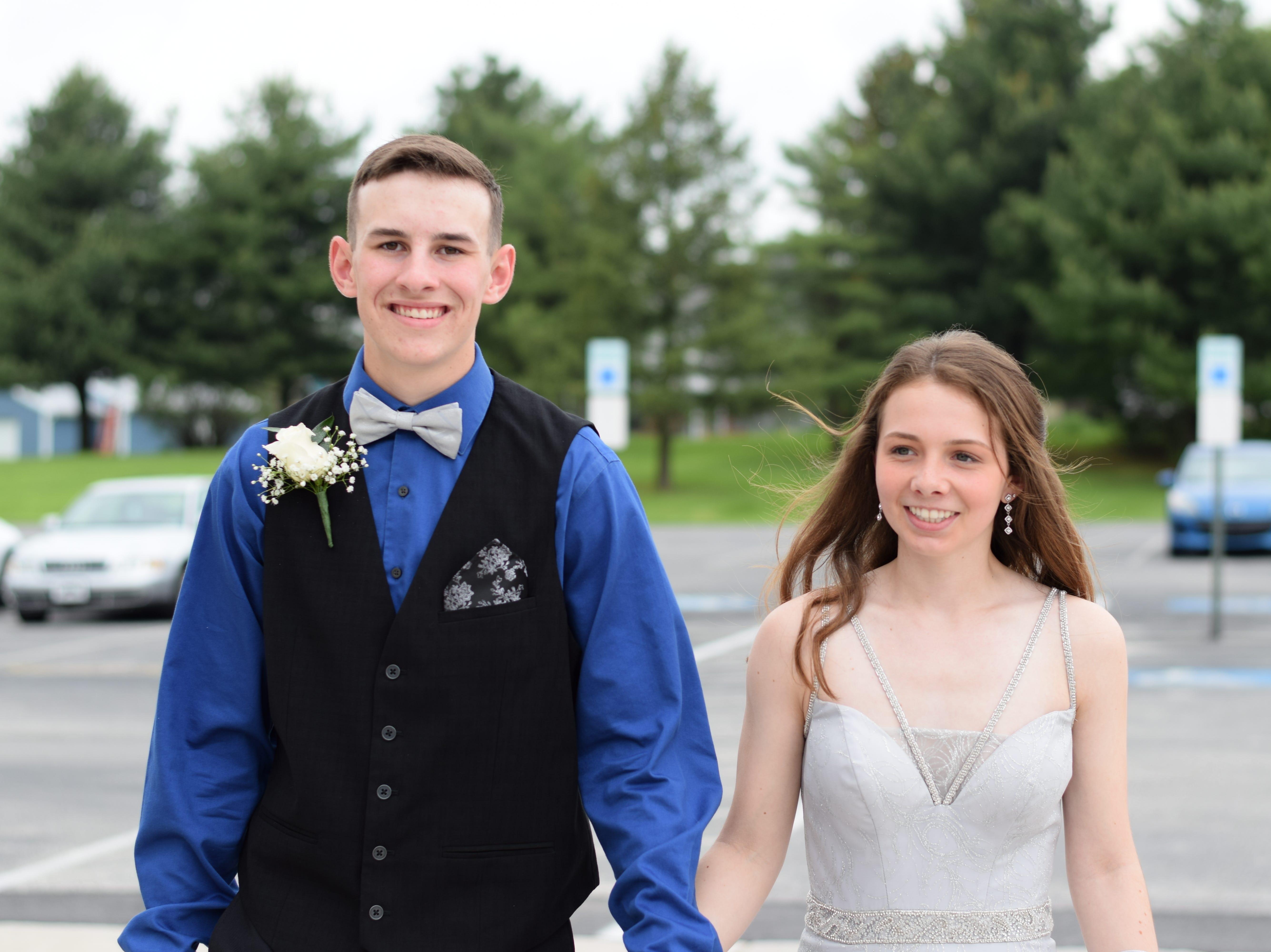 Christian School of York students held their 2019 prom Saturday, May 4. Jennifer King phot