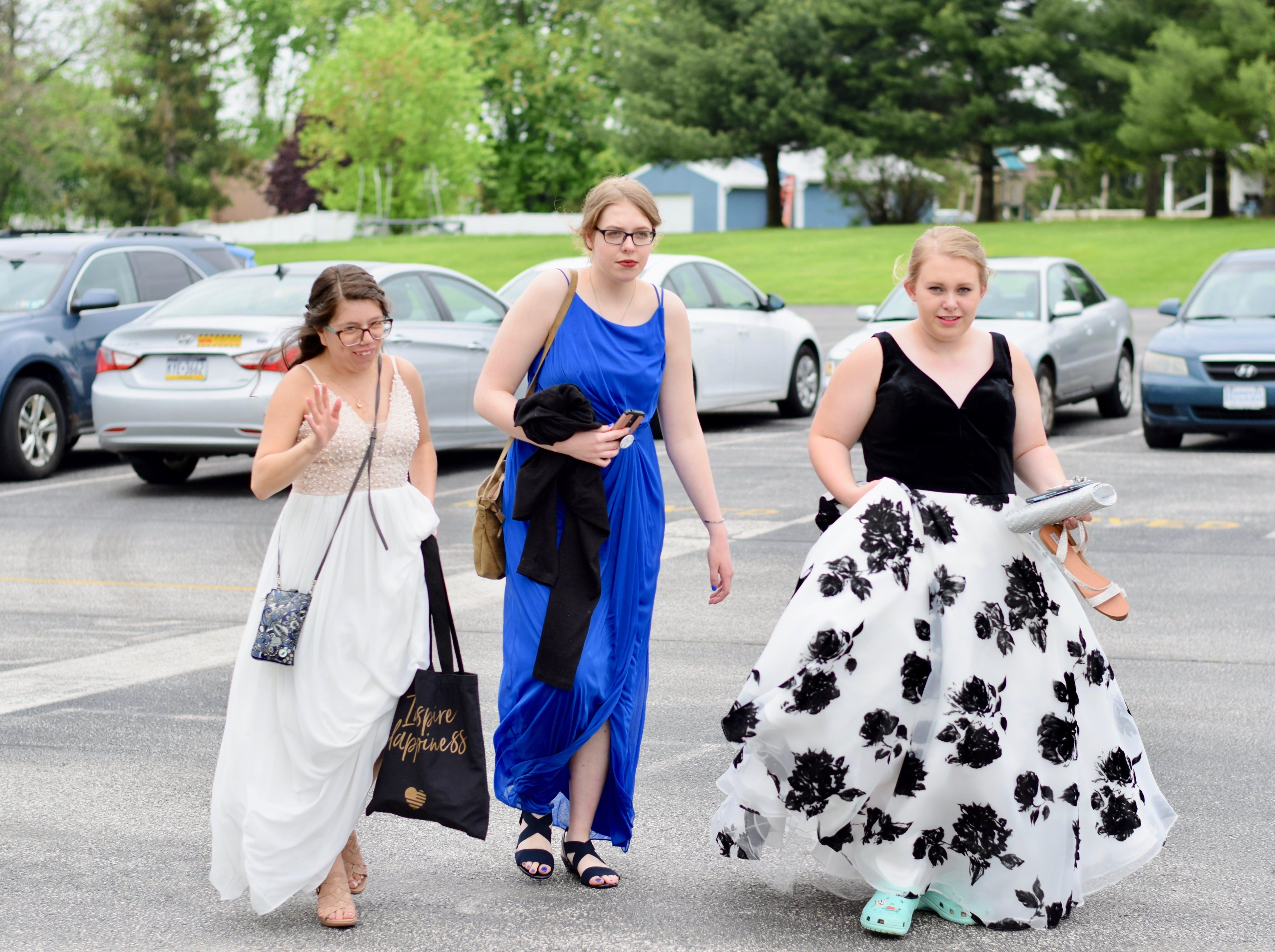 Christian School of York students held their 2019 prom Saturday, May 4. Jennifer King photo