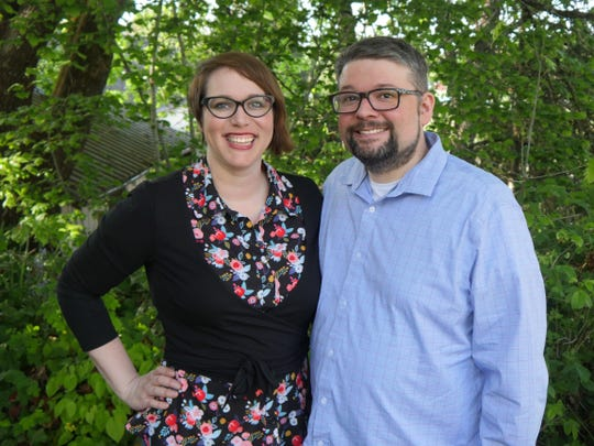 Jessica and Jason Ramey are the founders of Community Supported Arts&Culture in Salem.