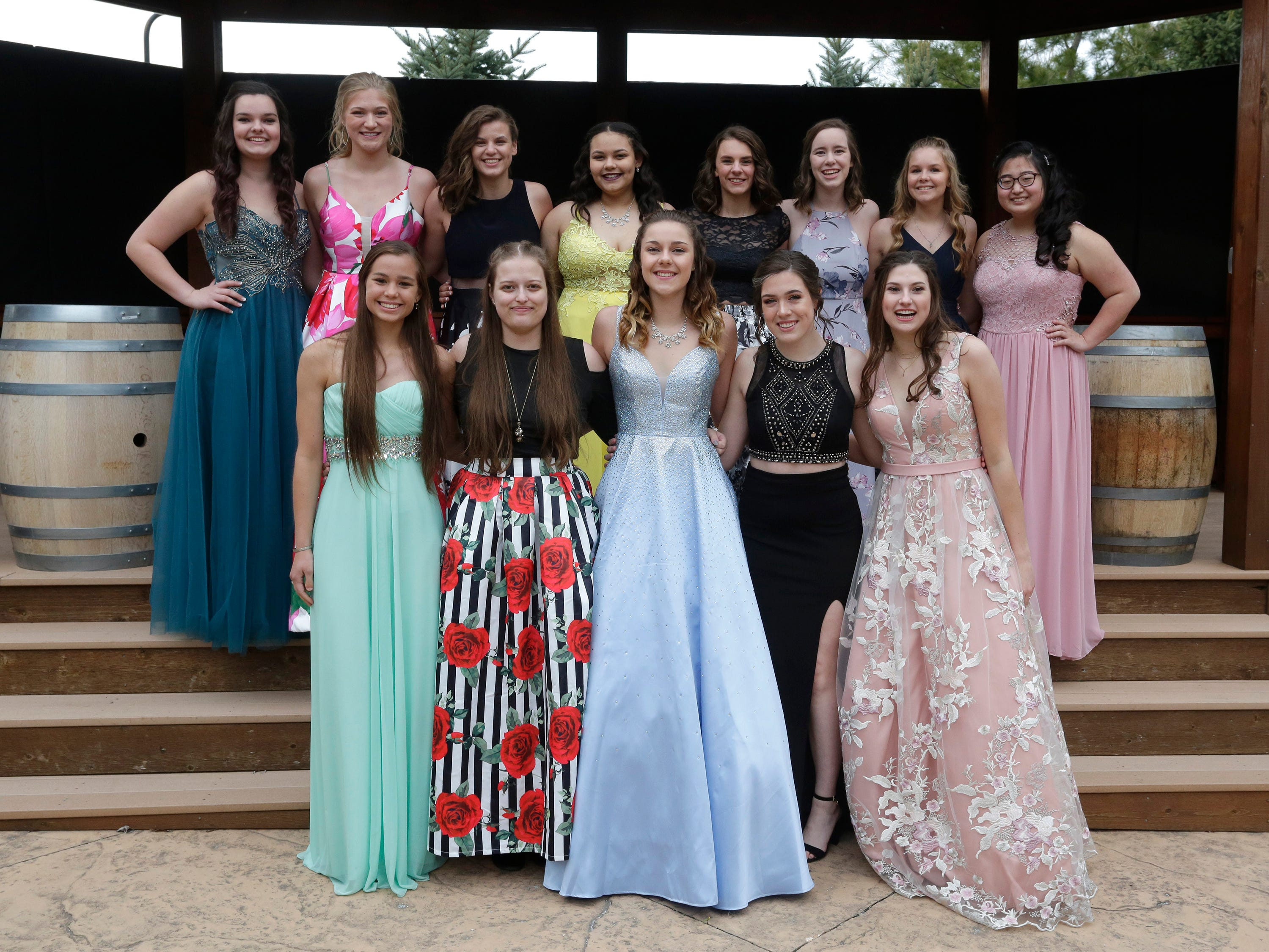 Scenes from the Sheboygan Christian Junior-Senior Banquet, Friday, May 3, 2019, at The Blind Horse, in Kohler, Wis.