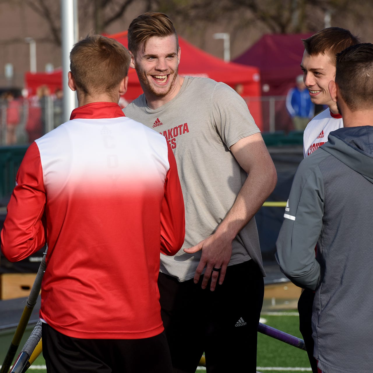 Dakota Relays: USD Coyotes, University of Mary win big in college division