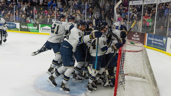 The Stampede won its third Clark Cup championship last year but return only two players from that team.