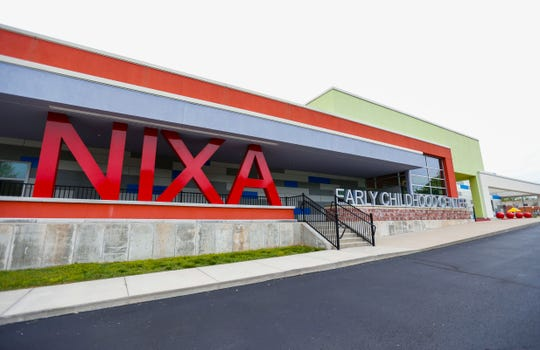 The Nixa Early Childhood Center on Saturday, May 4, 2019.