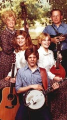 The Cardwell Family bluegrass band