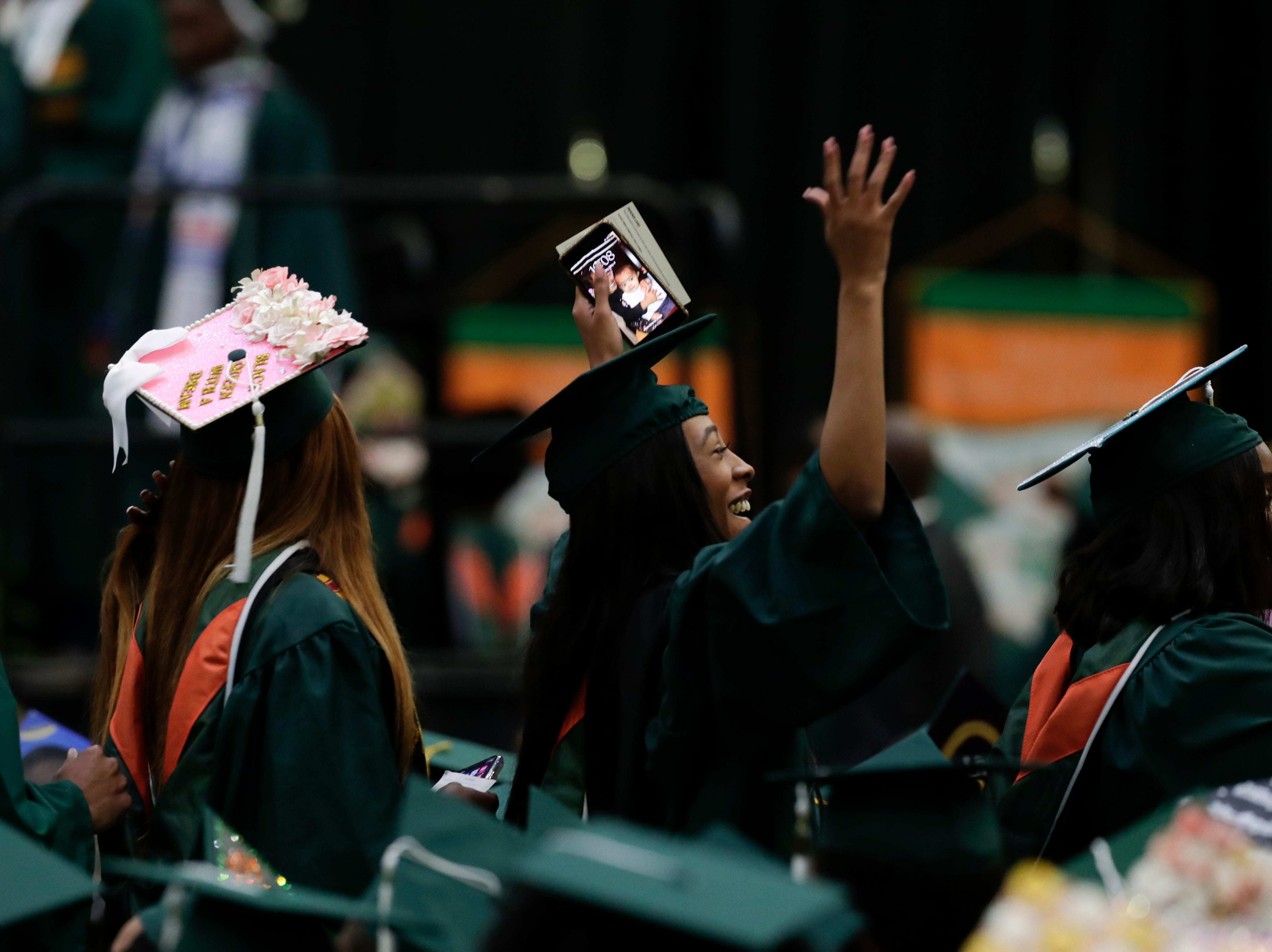 Florida A&M University celebrated spring commencement Saturday, May 4, 2019.