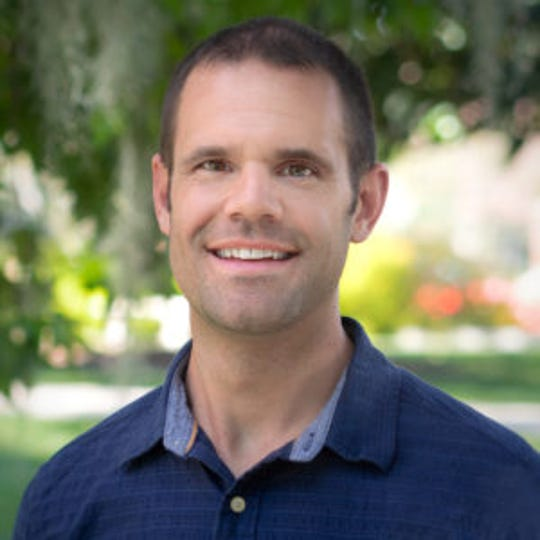Bradley Gordon, assistant professor, College of Human Sciences, Florida State
