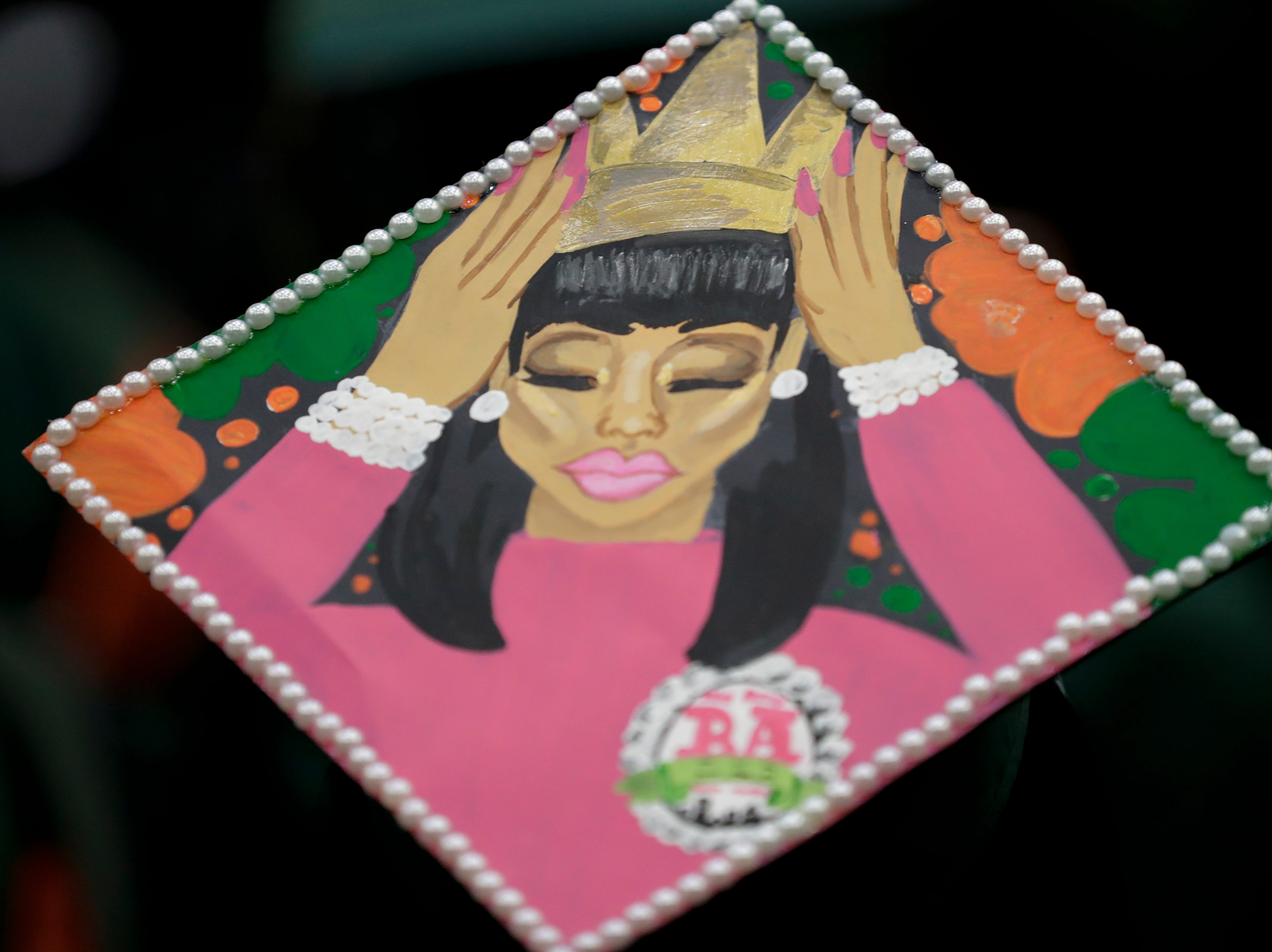 Florida A&M University celebrated spring commencement Friday, May 3, 2019.