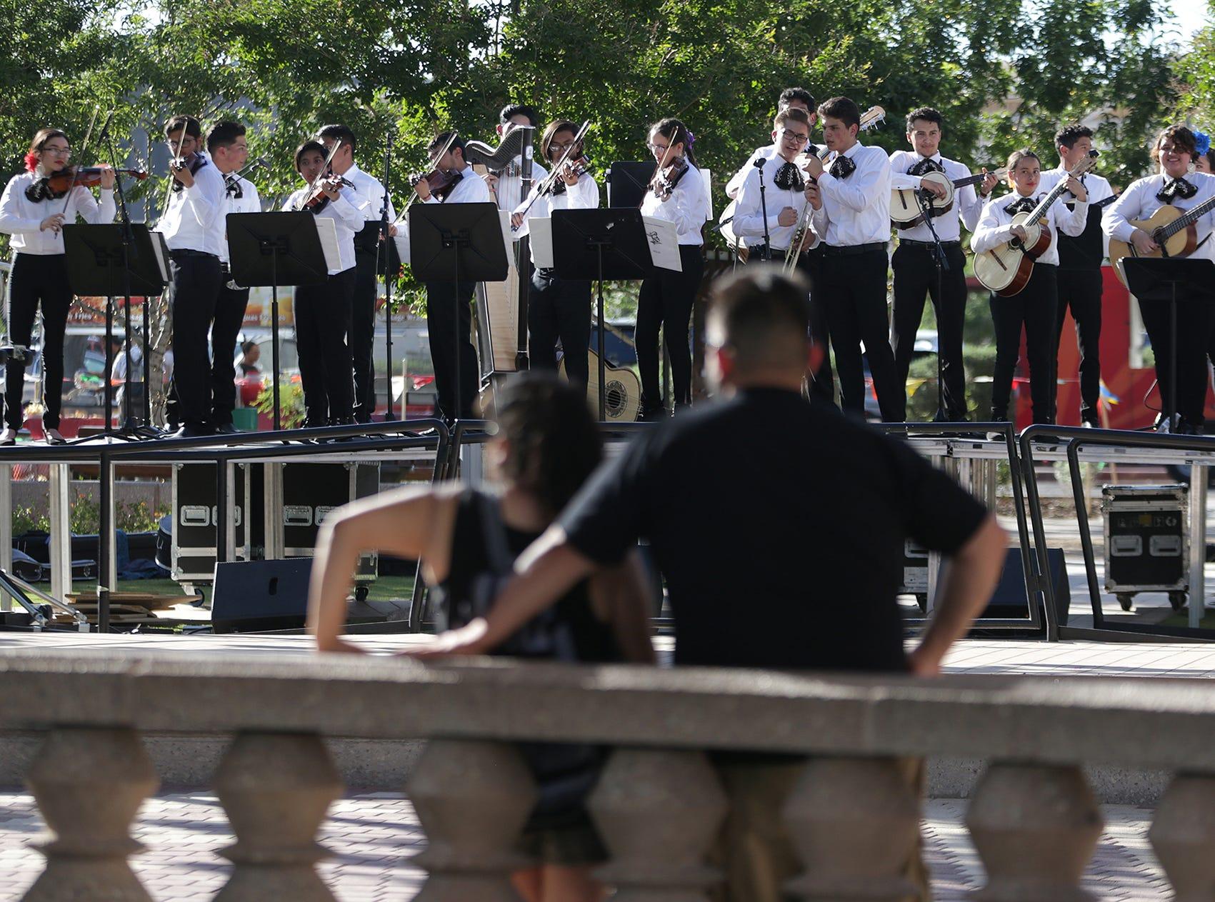 Mariachi Loco Music Festival Kicks Off Cinco de Mayo Weekend