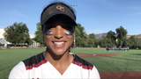 Maya Brady was 3 for 3 with two homes runs, a triple, four RBIs and four runs scored in Oaks Christian softball's playoff opener against Camarillo