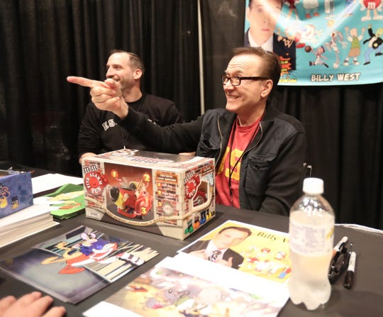 Voice actor Billy West will be attending Phoenix Fan Fusion 2020.